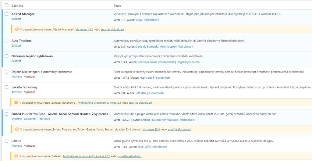 WordPress – způsoby zabezpečení webové stránky